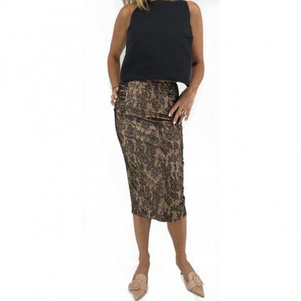 ALESSANDRO DELL'ACQUA Lace Skirt