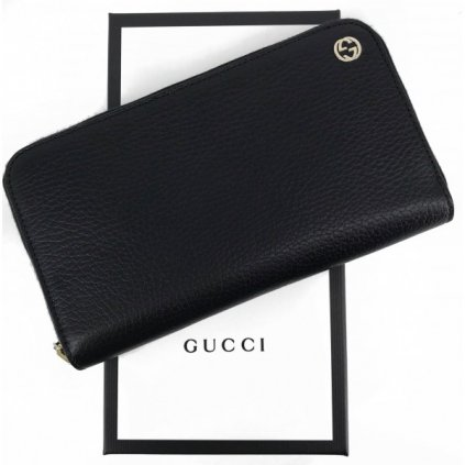 Gucci Black Wallet NEW