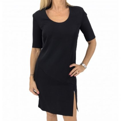 STRENESSE Black Dress