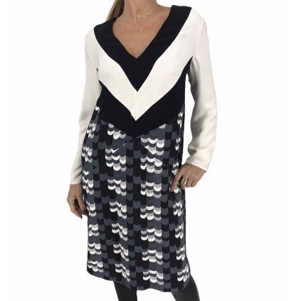 PRADA Black And White Dress NEW