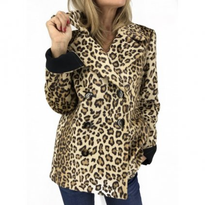 PALLAS Leopard Coat