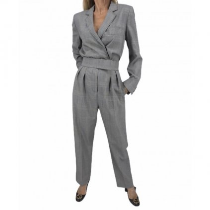 MAX MARA Grey Business Overall NEW