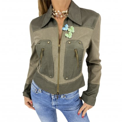 MARELLA Olive Green Jacket