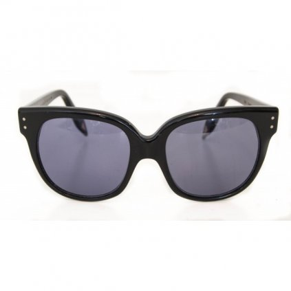 VICTORIA BECKHAM Black Sunglasses