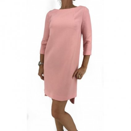 GIANLUCA CAPANNOLO Pink Dress