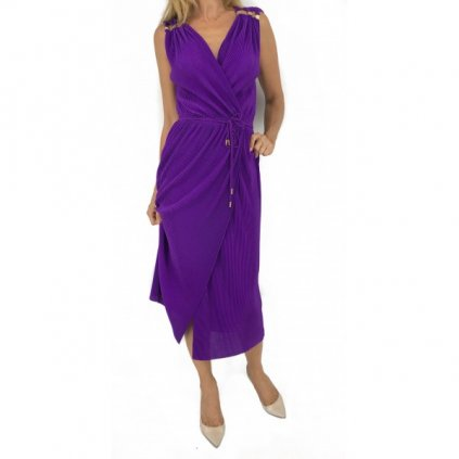 DIANE VON FURSTENBERG Violet Dress