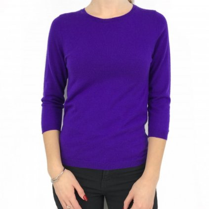ERIC BOMPARD Violet Cashmere Sweater