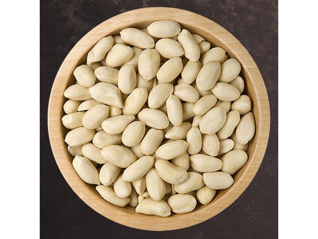 arašídy loupané