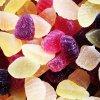 Ovocné želé bez želatiny