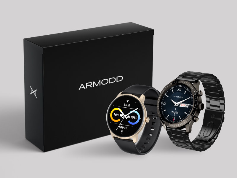 Chytré hodinky ARMODD