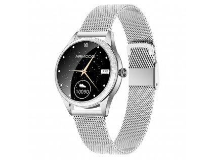 ARMODD Candywatch Crystal 2 stříbrná