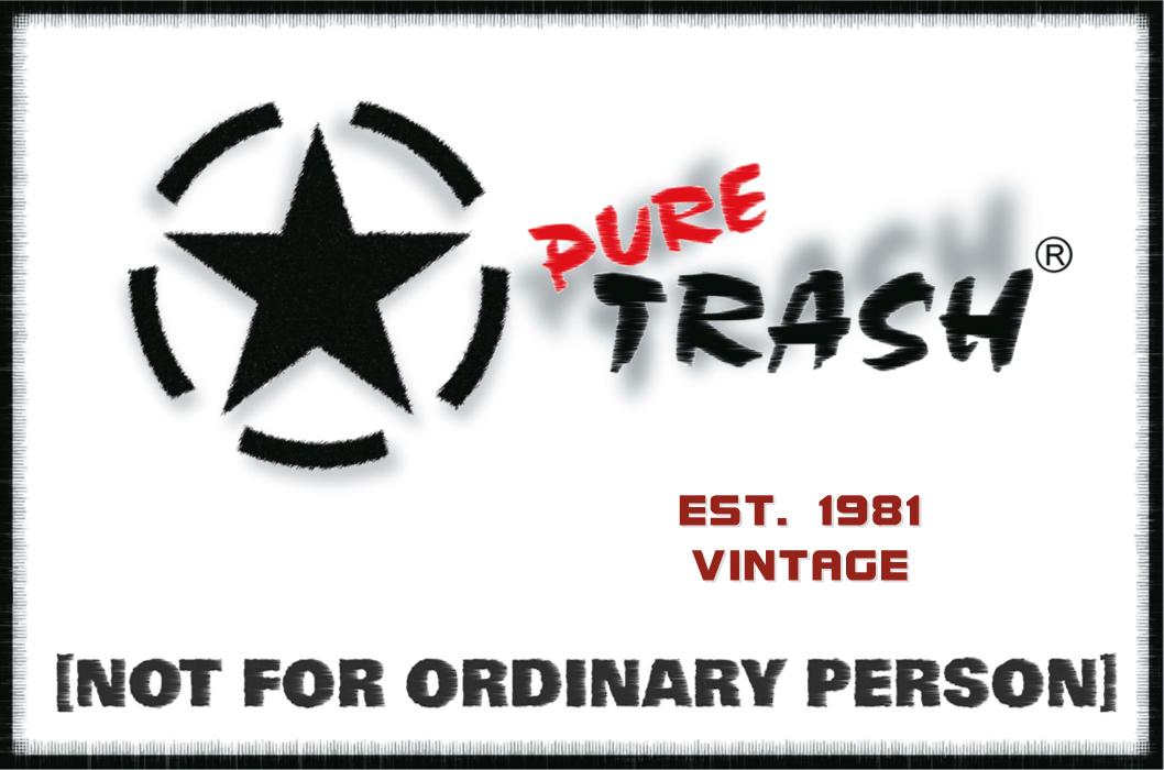 Pure Trash armywear