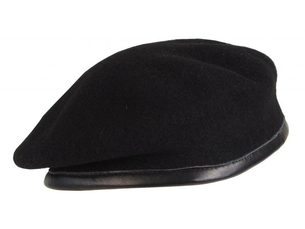 Komando baret černý 9b8c386290