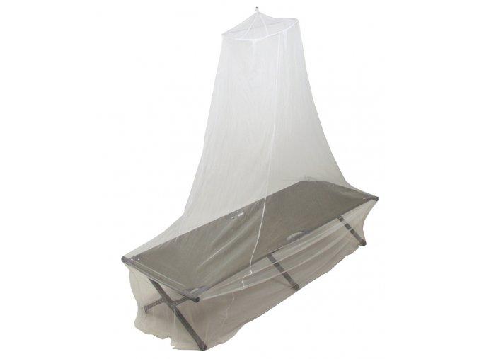 Moskitiéra (moskytiéra) bílá - velikost 0,63 x 2,0 x 8,0 m