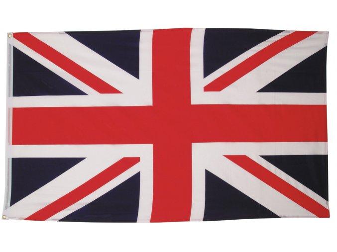 Vlajka Velká Británie o velikosti 90 x 150 cm AKCE