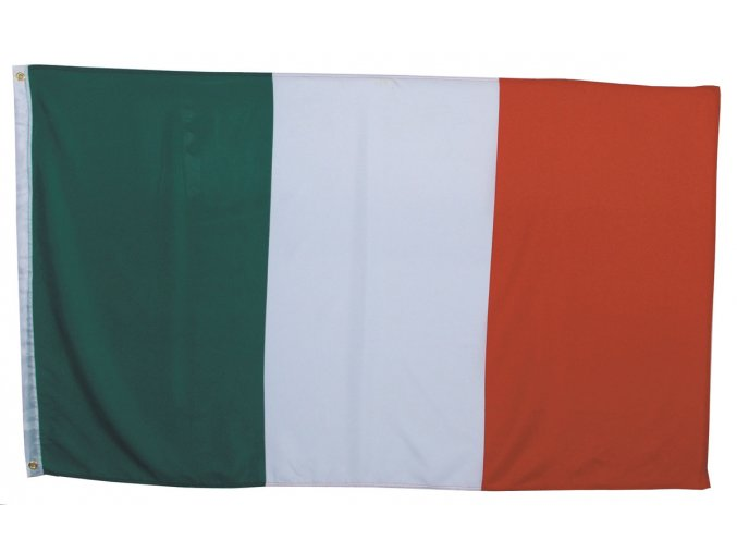 Vlajka Itálie o velikosti 90 x 150 cm AKCE