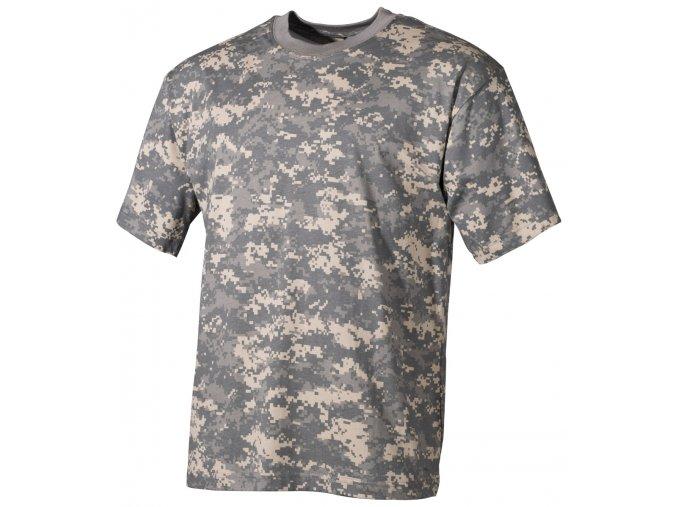 US Tričko  AT digital - krátké rukávy