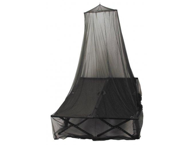 Moskitiéra (moskytiéra) pro dvoupostel olivová 0,63x2,5x12,5 m
