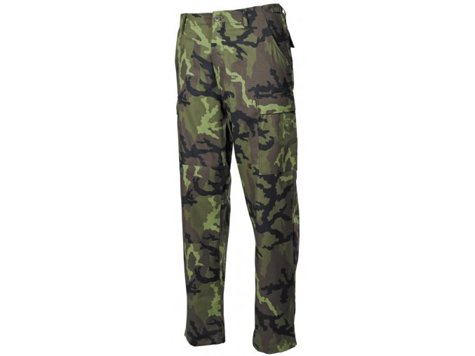 US kalhoty BDU Rip Stop vzor 101