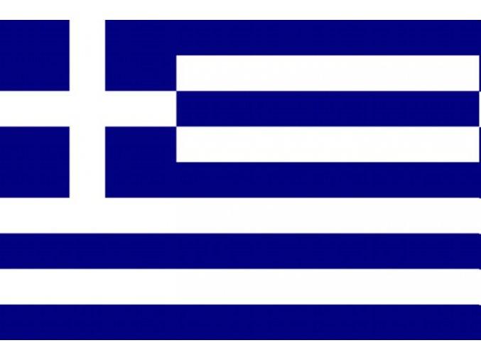 Vlajka Řecka o velikosti 90 x 150 cm