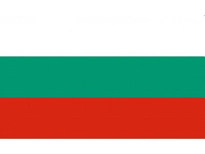 Vlajka Bulharska o velikosti 90 x 150 cm