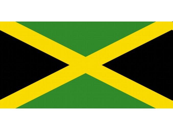 Vlajka Jamajky o velikosti 90 x 150 cm