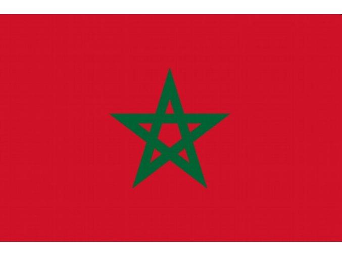 Vlajka Maroko o velikosti 90 x 150 cm