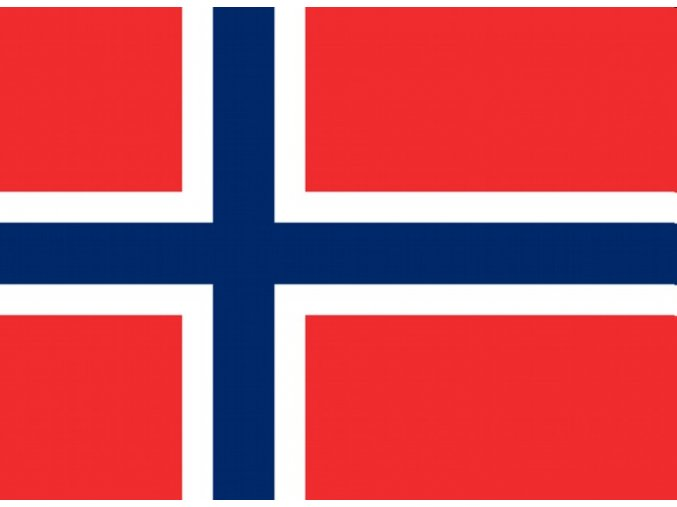 Vlajka Norsko o velikosti 90 x 150 cm