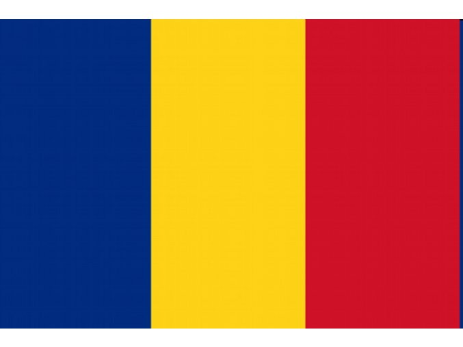 Vlajka Rumunsko o velikosti 90 x 150 cm