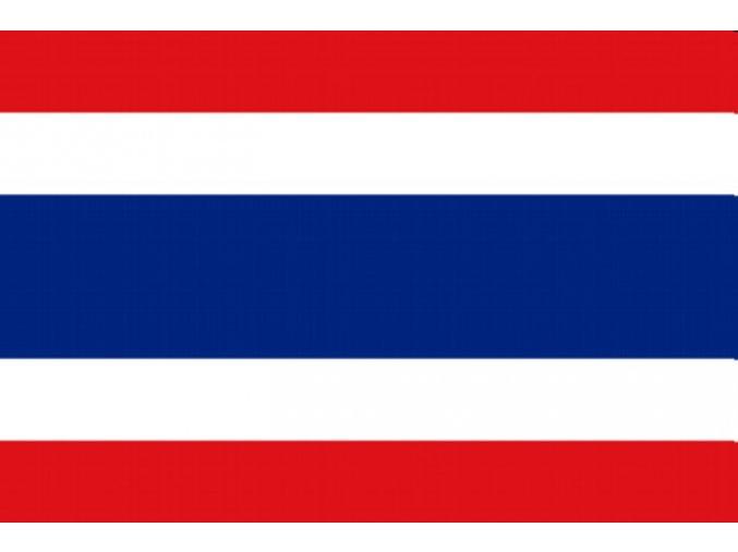 Vlajka Thajsko o velikosti 90 x 150 cm