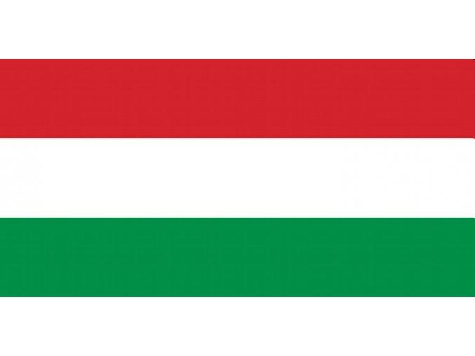Vlajka Maďarsko o velikosti 90 x 150 cm