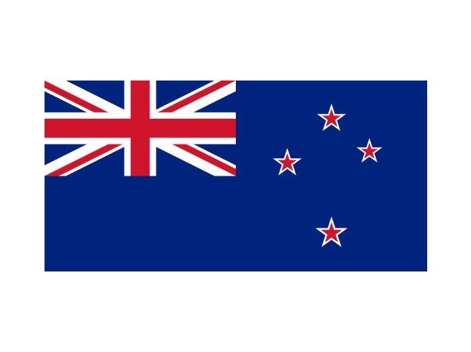 Vlajka Nového Zélandu o velikosti 90 x 150 cm