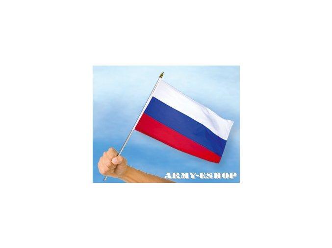 Vlaječka - praporek Rusko 30 x 45 cm
