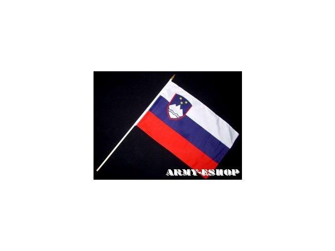 Vlaječka - praporek Slovinsko 30 x 45 cm