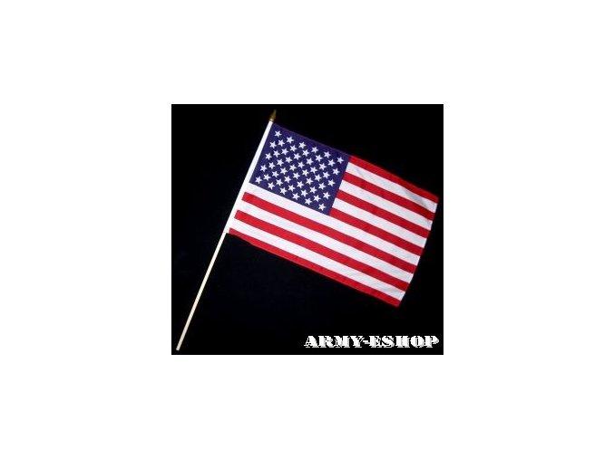 Vlaječka - praporek USA 30 x 45 cm
