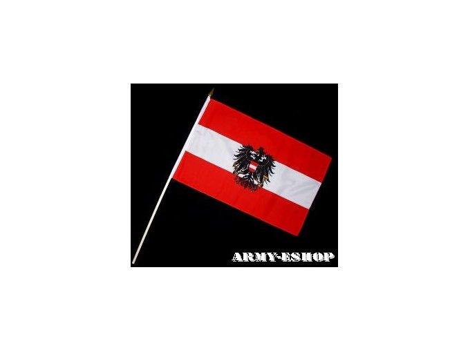 Vlaječka - praporek Rakousko 30 x 45 cm