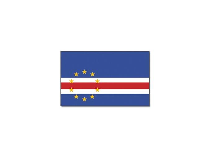 Vlajka Kapverdy o velikosti 90 x 150 cm