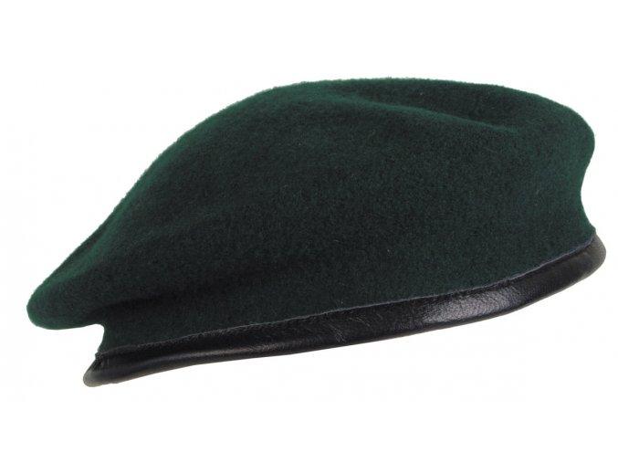 Komando baret zelený