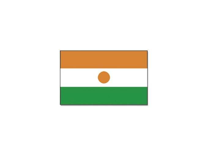Vlajka Niger o velikosti 90 x 150 cm