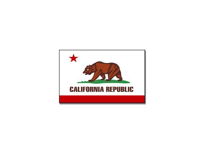 Vlajka Kalifornia o velikosti 90 x 150 cm