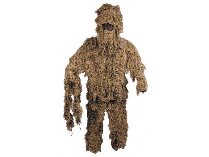 Maskovaný oblek Hejkal desert 3 barvy