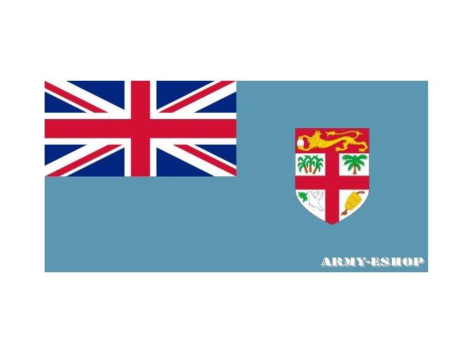Vlajka Fidži o velikosti 90 x 150 cm
