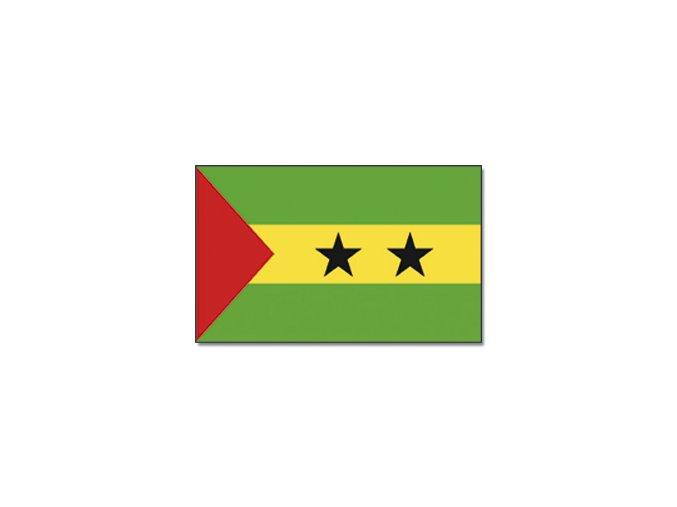 Vlajka Svatého Tomáše a Princova ostrova