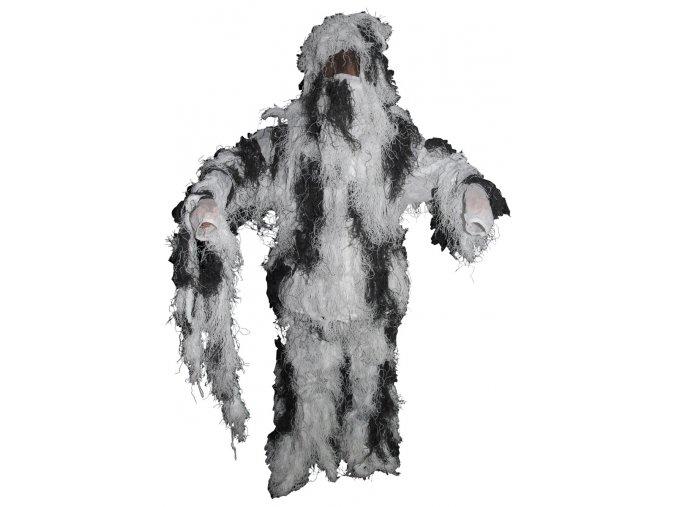 Maskovaný oblek Hejkal sníh