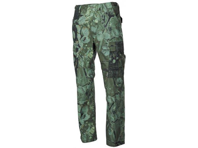 US kalhoty BDU Rip Stop lovec zelený