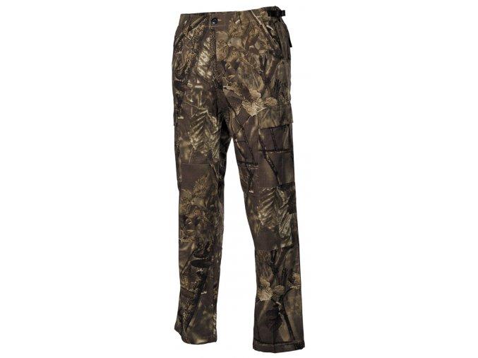 US kalhoty BDU Rip Stop lovec hnědý