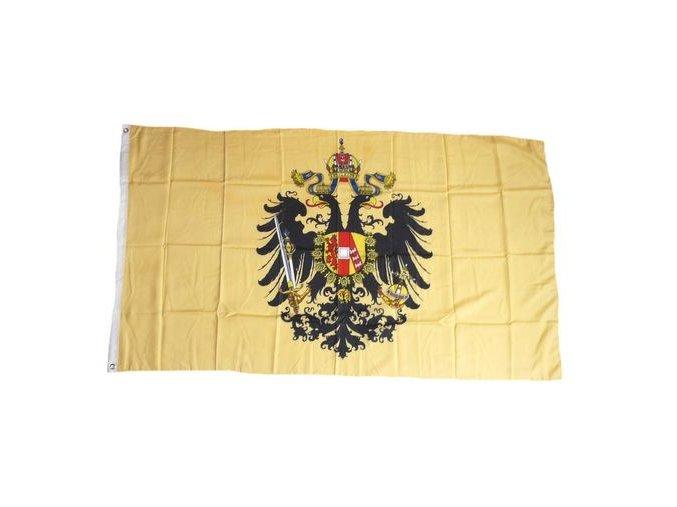 Vlajka Rakousko-Uhersko (orel) 90 x 150 cm