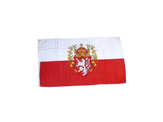 Vlajka České království 90 x 150 cm