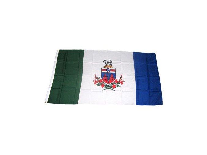 Vlajka Kanada - Yukon 90 x 150 cm