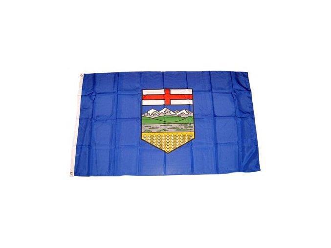 Vlajka Kanada - Alberta 90 x 150 cm